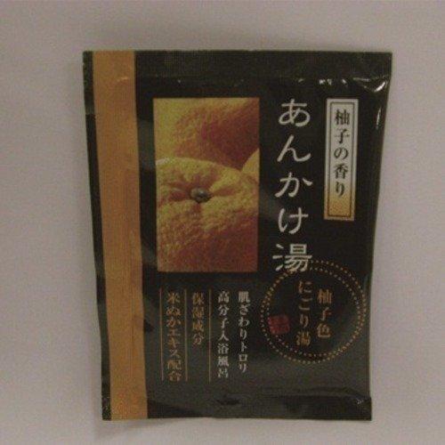 ヴァンベル 新あんかけ湯 柚子 30g