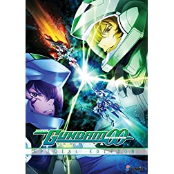 Mobile Suit Gundam 00 Special Edition OVA DVD Collection
