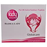Lady Anion Day Use Pad- Pack Of 25 Piece