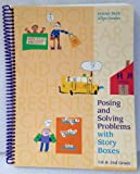 img - for Posing and Solving Problems with Story Boxes: 1st & 2nd Grade (with Blackline Masters) book / textbook / text book