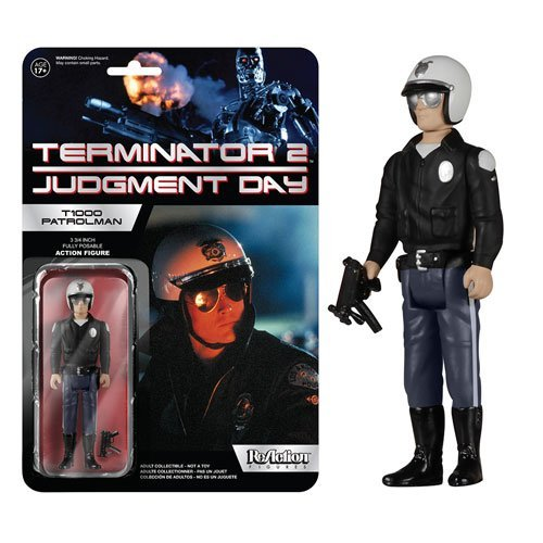 Terminator 2 Terminator ReAction 3 3/4-Inch Retro Action Figure
