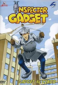 Inspector Gadget #02 - Gadget Al Circo: Amazon.co.uk