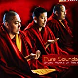 echange, troc Gyuto Monks - Pure Sounds : Gyuto Monks Of Tibet
