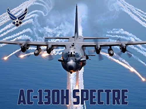 US Air Force Poster AC-130U Spectre gunship Ac-130 Poster 18x24 (AF56) (Ac 130 Gunship Model compare prices)