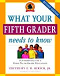What Your Fifth Grader Needs to Know:...
