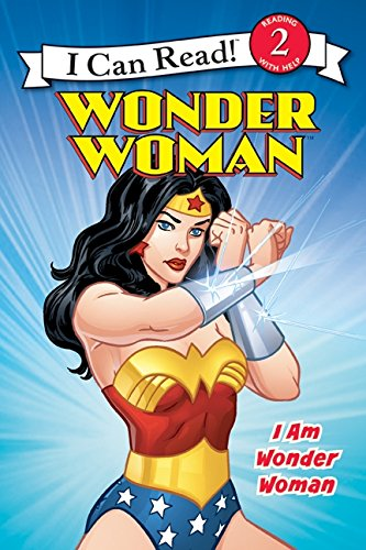 Wonder Woman Classic: I Am Wonder Woman (I Can Read Level 2) (Any Woman Can compare prices)
