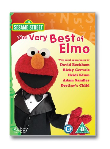 The Very Best Of Elmo [DVD]