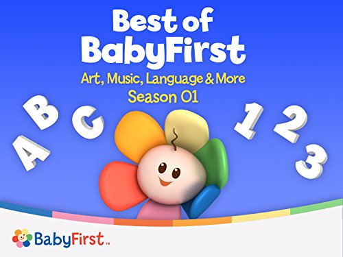 Best of BabyFirst Art Music Language And More - Season 2