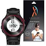 XShields© (5-Pack) Screen Protectors for Garmin Forerunner 225 (Ultra Clear)