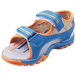 Kids Ville Kids Boys Sandals - Blue / 3 UK (Youth)