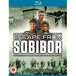Escape from Sobibor [Blu-ray]