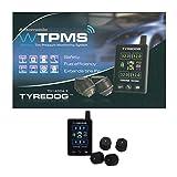 タイヤドッグ タイヤ空気圧温度測定 センサー TPMS TD1400A-X TD1400A-X