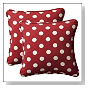 Pillow Perfect Decorative Pillows, 2-Pack