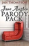 Jane Austen Upside Down Parody Pack: A Persuasion Parody & Thornton in My Side