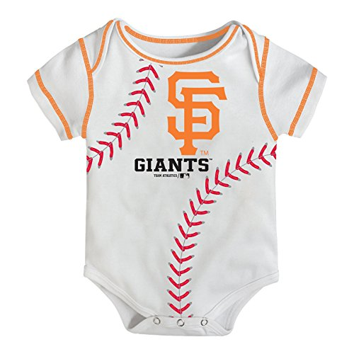 Mlb San Francisco Giants Boys Infant Team Onesie