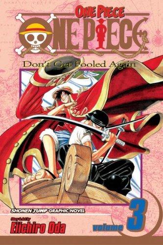 ONE PIECE ワンピース コミック3巻 (英語版)