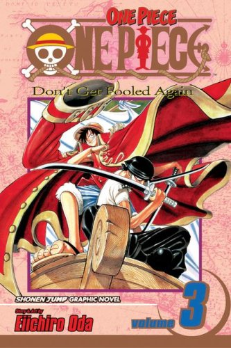 One Piece, Volume 03: Don