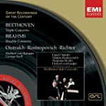 Beethoven: Triple Concerto/Brahms: Do...