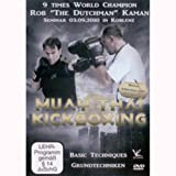 Muay Thai And Kickboxing: Basic Techniques [DVD]