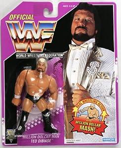 Amazon.com: WWF WWE Hasbro Million Dollar Man Ted Dibiase: Toys