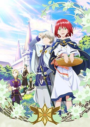 赤髪の白雪姫 Vol.6 <初回生産限定版> [Blu-ray]