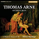 Arne: Overtures