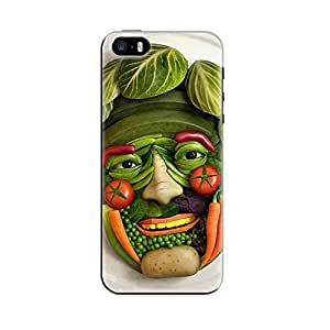 Prinkraft Designer Back case for Apple iPhone 5s