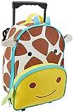 Skip Hop Zoo Kids Equipaje del balanceo, la jirafa, Multi, 30cm x 14cm x 41cm