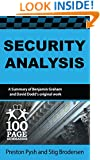 Security Analysis (100 Page Summaries)