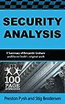 Security Analysis (100 Page Summaries...