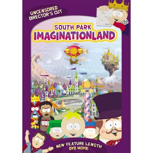 South Park ImaginationLand vostfr preview 0