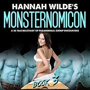 Monsternomicon Audiobook