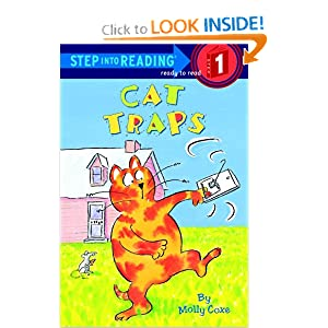 Cat Traps (Step-Into-Reading, Step 1) by Molly Coxe