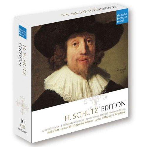 Schutz Edition [10 CD]