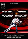 Carmen - Viscera Afternoon of a Faun - Tchaikovsky [DVD] [Import]