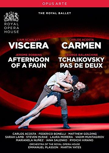 Bizet  - Carmen (arr.martin Yates, Coreografia Di Carlos Acosta)