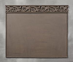 metal desk blotter gg collection home and. Black Bedroom Furniture Sets. Home Design Ideas