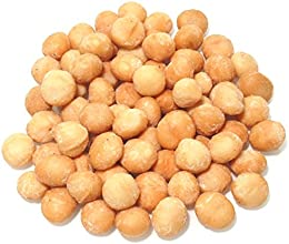 Weaver Nut Whole Macadamia Nuts Roasted Salted Style 1 1 LB