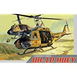 1 35 UH-1D Helicopter Huey w  Four Crewmen ~ Nam Series by Dragon Models USA