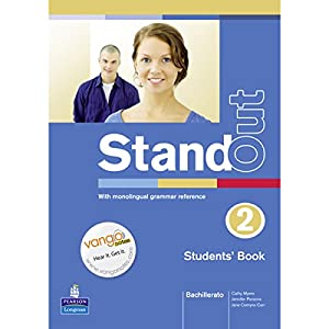 VangoNotes for Stand Out 2 (English / Spanish) Audiobook