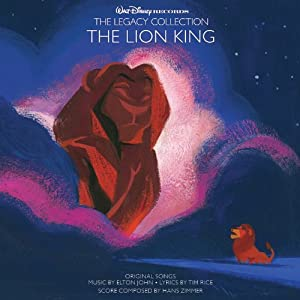 The Lion King: The Legacy Collection from Walt Disney Records