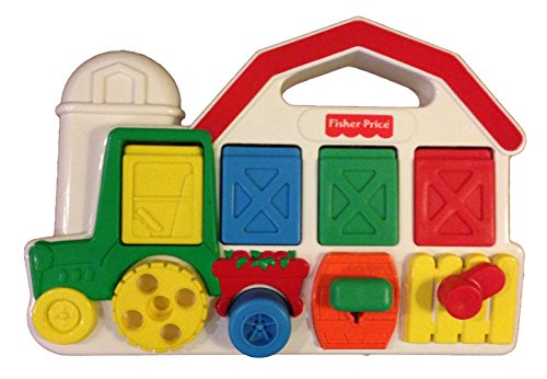 Fisher Price Barn Animals Pop up Toy - 1
