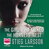 The Girl Who Kicked the Hornet's Nest (Unabridged)