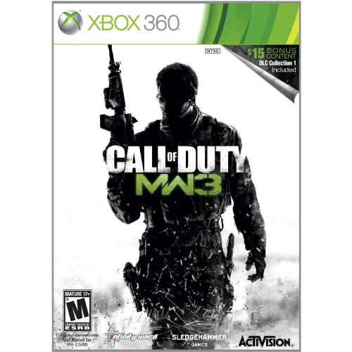Call of Duty: Modern Warfare 3 with DLC Collection 1