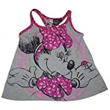 Desigual Minnie Mouse Flared Cami Tank Top