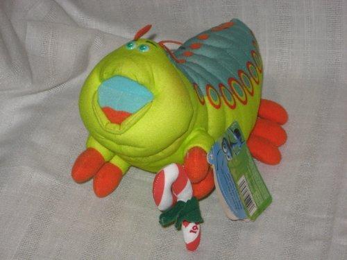 A Bugs Life Heimlick Christmas Plush Doll 1998 - 1