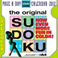 Sudoku 2012 Page-a-Day Calendar