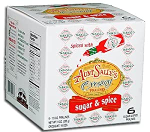 Sugar & Spice Pralines Box of 6