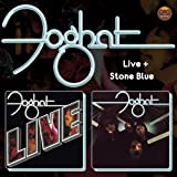 Live/Stone Blue Foghat