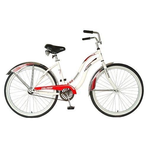 Cycle Force 26 inch Polaris IQ Cruiser Bike - Women's